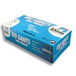 GANTS JETABLE LATEX TAILLE 10 (boite de 100 pièces)