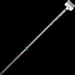 MANCHE A BALAI TELESCOPIQUE 3 m (2 x 1,50 m 603 013)