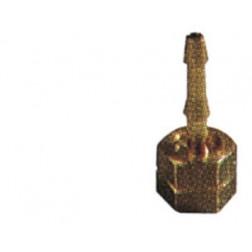 RACCORD TUYAU PROPANE 322 / 4 mm