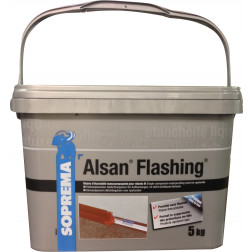 ALSAN FLASHING SEAU PLASTIQUE en 5 kg