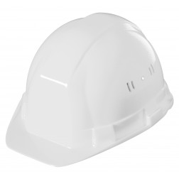 CASQUE DE CHANTIER SANS JUGULAIRE