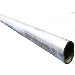 LISSE TUBULAIRE DIAM 34 LONGUEUR 3,25 ml GALVA (la pièce)