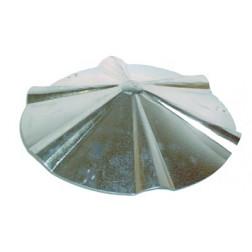 CHAPEAUX CHINOIS GALVA 80/120 (d.240mm)