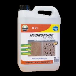 D 21 EN 20 lt Hydrofuge / Oléofuge