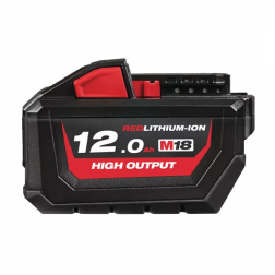 BATTERIE MILWAUKEE M18 12Ah Red Lithium