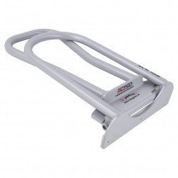 PINCE A LARMIER COUDEE 220MM - MACHOIRES PVC