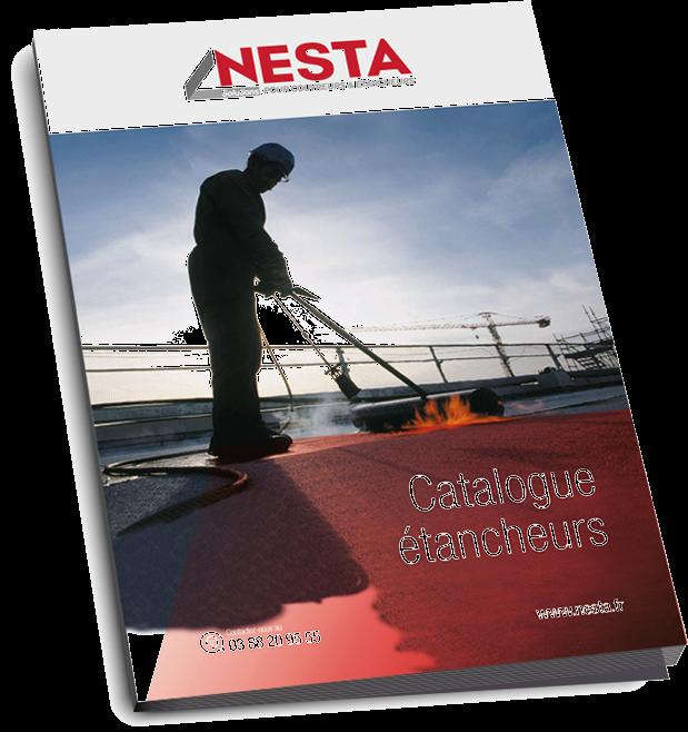 Catalogue étancheurs